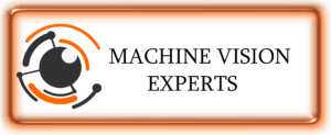 machine vision experts logo with white background and orange border