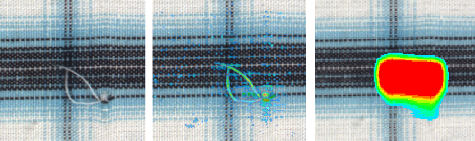 Deep Learning in textile inspection