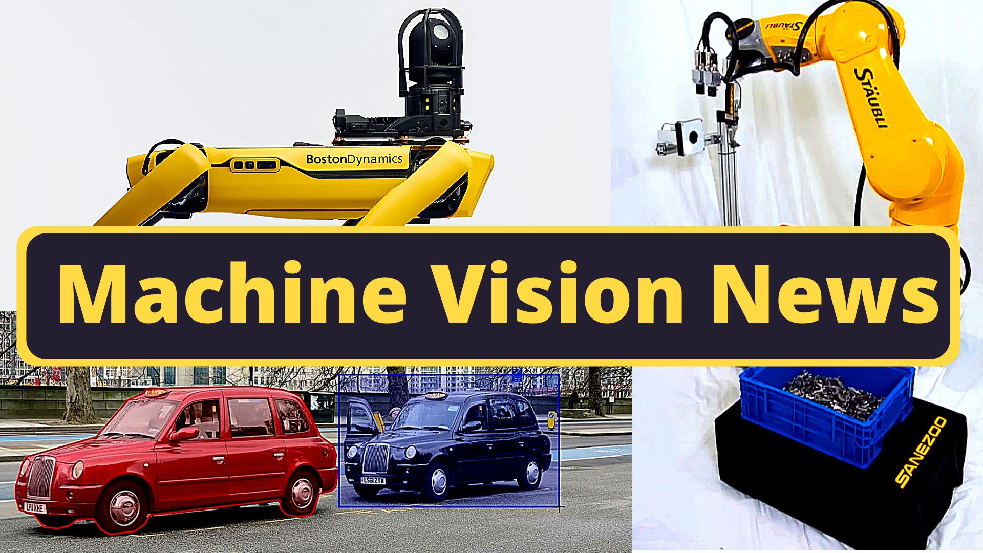machine vision news
