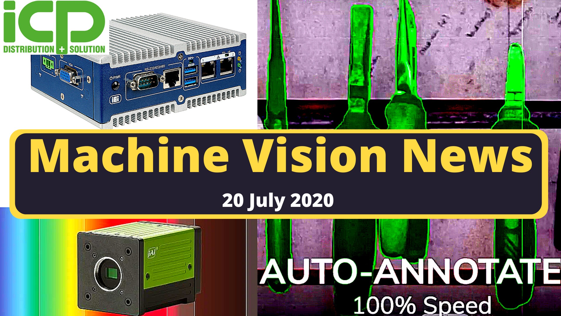 machine vision news 20 july 2020