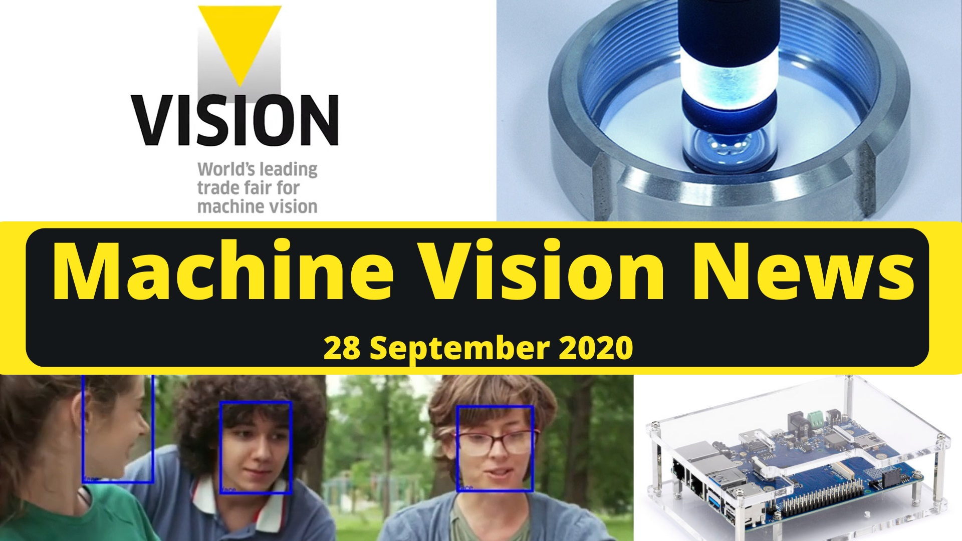 machine vision news september 2020