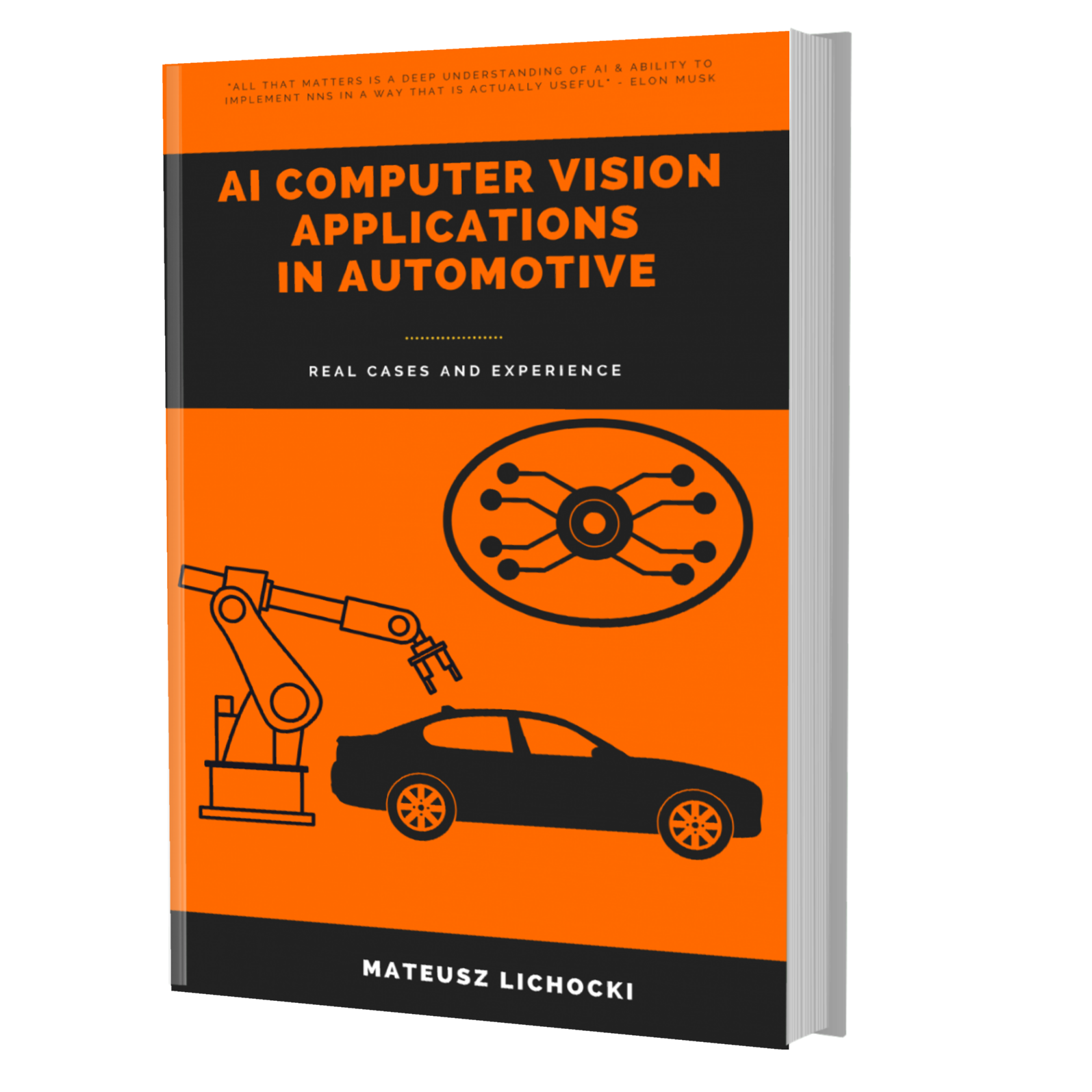 AI computer vision applications in automotive 1